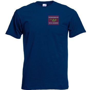 Centurion Bridge Layer Embroidered T shirt